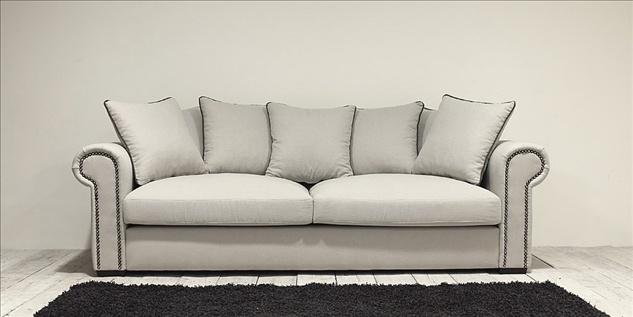 Romantische Sofas Design : Romantische sofa uit de country collectie leverbaar van