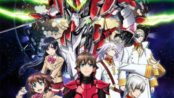 'Valvrave The Liberator' Second Anime Season Key Visual Revealed