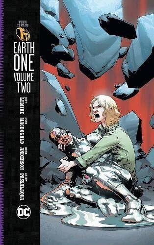Teen Titans: Earth One Vol. 2 DC Comics