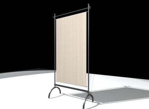 Paravento modulare: LINEA ARTE' #pannello #divisorio