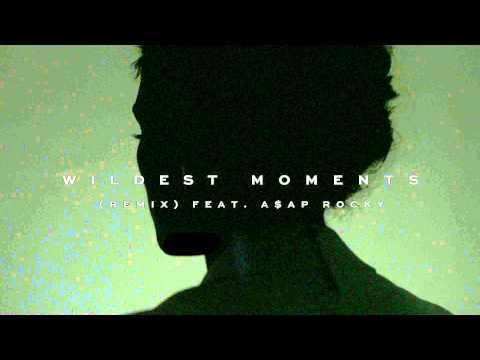 ▶ Jessie Ware - Wildest Moments (Remix) (Audio) ft. A$AP Rocky - YouTube