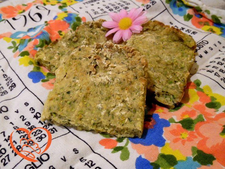 Schiacciata di zucchine http://www.cuocaperpassione.it/ricetta/05371f4c-9f72-6375-b10c-ff0000780917/Schiacciata_di_zucchine