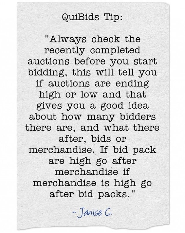 91 best bidding tips and strategy images on pinterest for Auction advice