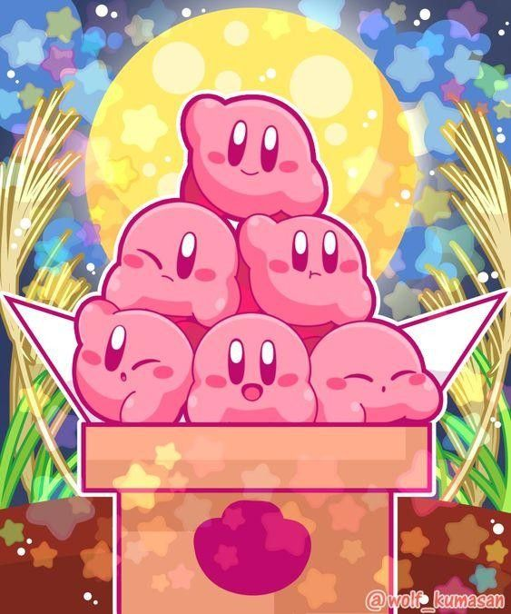 Adorable In A Box By At Wolfkumasan Kirby Pinterest Kirby