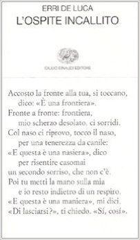 Amazon.it: L'ospite incallito - Erri De Luca - Libri