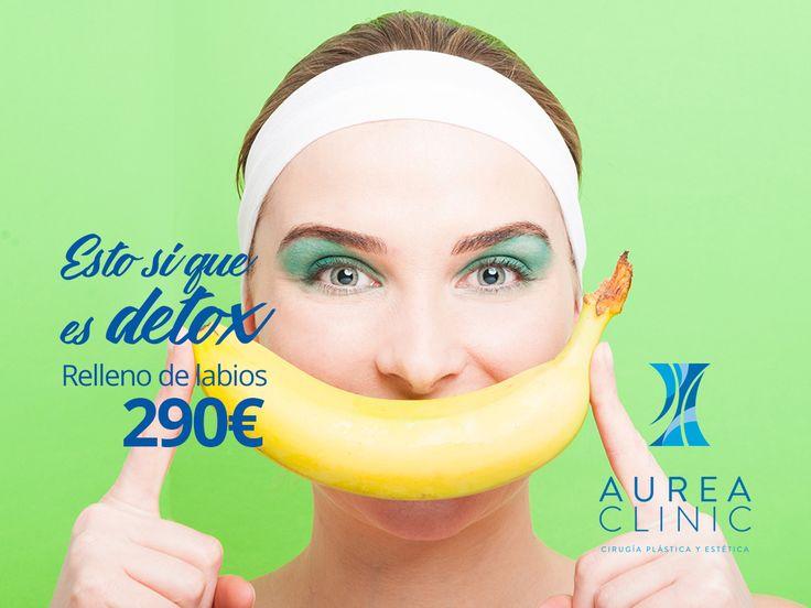 ¿Quieres presumir de labios? Nuestros tratamientos de relleno de labios te encantarán. ¡Y ahora en promoción!