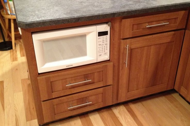 under counter microwave cupboard | ... under counter microwave oven in white color from samsung kitchen