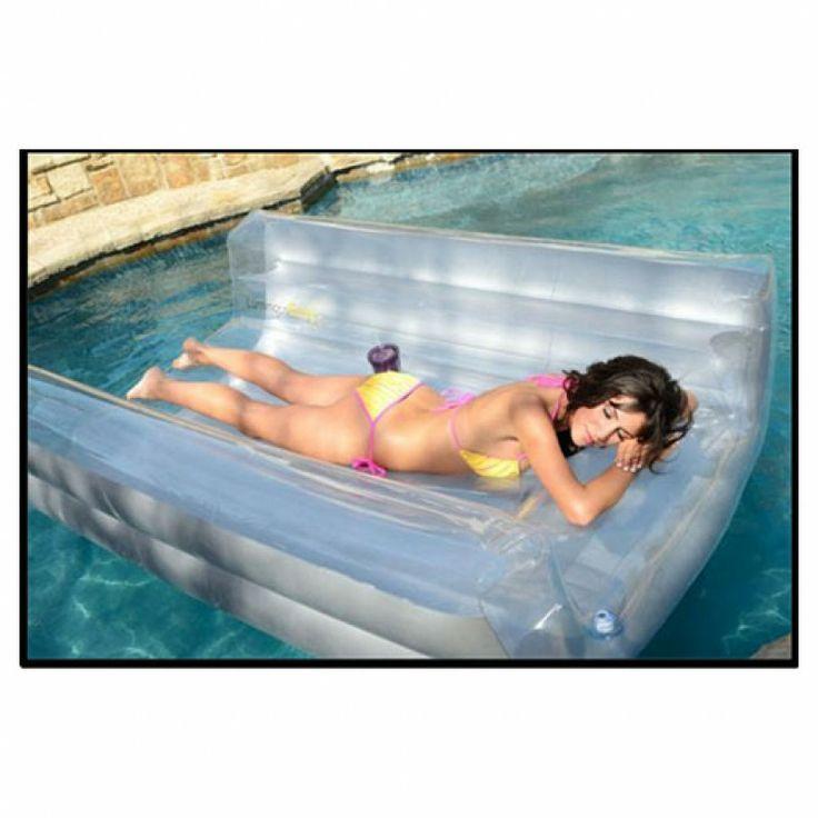 Luminous Envy Tanning Float  Pool Rafts  Dreams do come