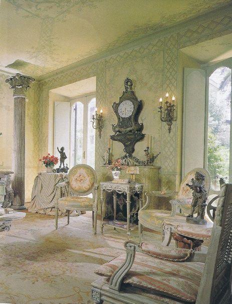 17 best images about treillage on pinterest photo art trellis wallpaper and old houses. Black Bedroom Furniture Sets. Home Design Ideas