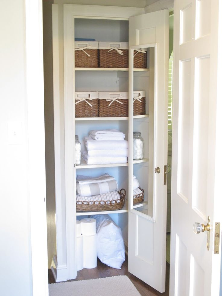 Linen Closet Inspiration | AWA Services, Inc. Donation Pickup U0026 Junk  Removal Omaha,
