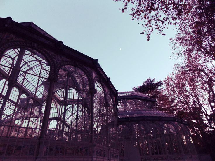 Palacio de Cristal  Madrid