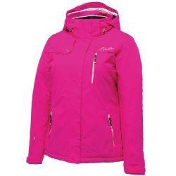 DARE2B Womens Electric Pink ZESTFUL Ski Jacket, Sizes 20 - 30