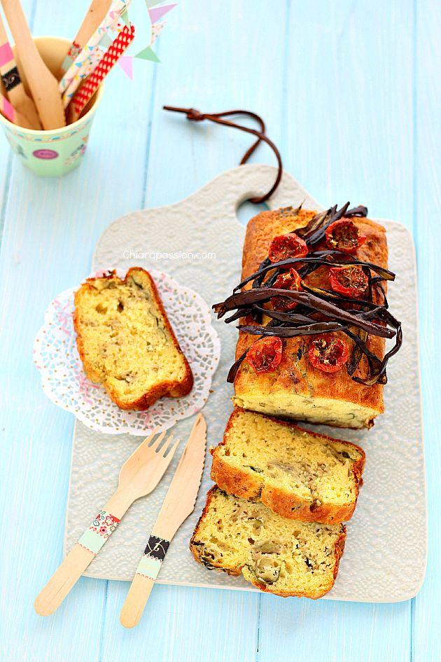 Cake con melanzane morbido e facile