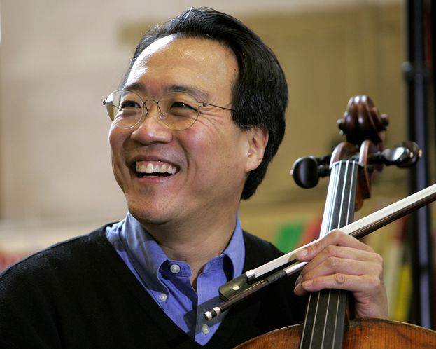 Yo-Yo Ma and Ben Folds added to Florida Orchestra 2014-15 season | Things to do in Tampa Bay | Tampa Bay Times