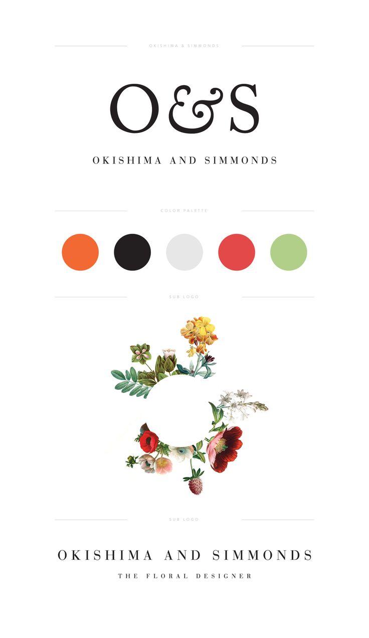 Okishima & Simmonds Branding || laurenledbetter.com
