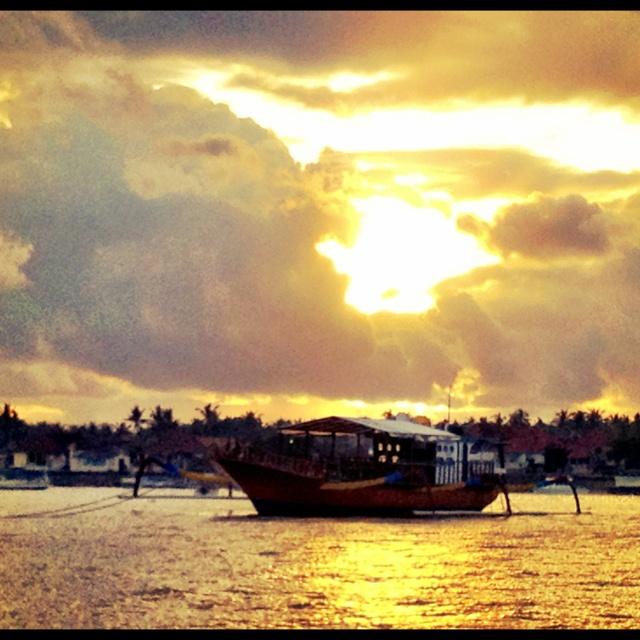 5.30 in the morning at jambongan island