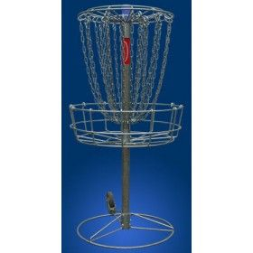Discraft Chainstar stand alone portable disc golf basket/goal
