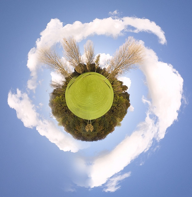 Green Earth Miniplanet