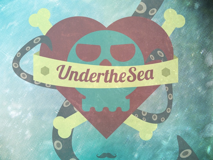 Love Under The Sea_Skull is the Octopus's victim