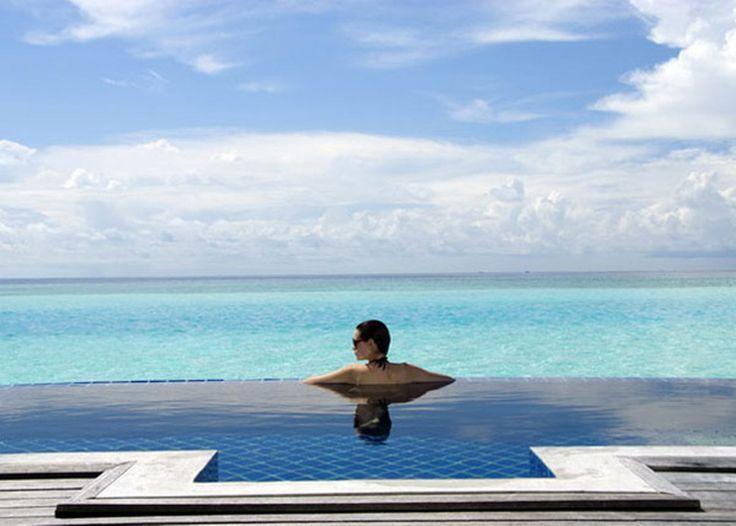 Resorts:Fascinating Holiday Retreat Anantara Dhigu Resort And Spa In Maldives Tropical Heaven Honeymoon Romantic Vacation Escape Resorts  St...