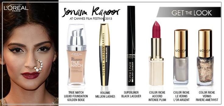 Day 1: Sonam Kapoor