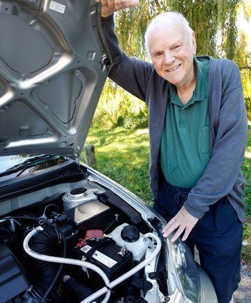 Beating the petrol prices  76-year-old's hydrogen system beating costs By  MICHAEL FORBES. The days of running his car on the smell of an oily rag are over for Vincent Lowe, now that he can do it on the water from a dishcloth instead.    Mr Lowe, 76, recently bought a hydrogen-on-demand system from the United States, which partly powers his car on a mixture of distilled water and potassium hydroxide, a compound normally used to make soap. Go to: www.stuff.co.nz