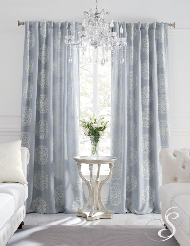 Softline Home Fashions Ready Made Drapes At Nelson