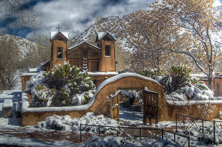 Scenic Byways - New Mexico Tourism - 25 State and National Byways - New Mexico Tourism - Travel & Vacation Guide