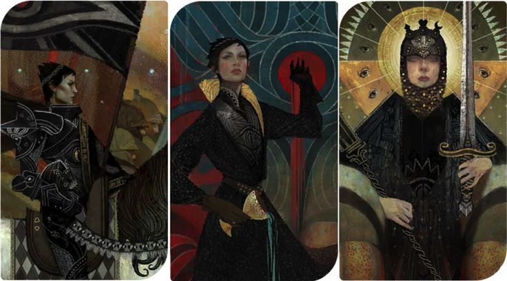 More Geeky Tarot Decks For Your Collecting Pleasure   Geek and Sundry