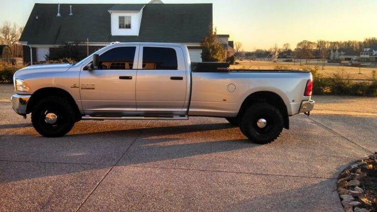 Dodge 3500 Tire Size