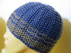 Ravelry: Reversible Strands for Men (and Women, too!) pattern by Nancy Smith