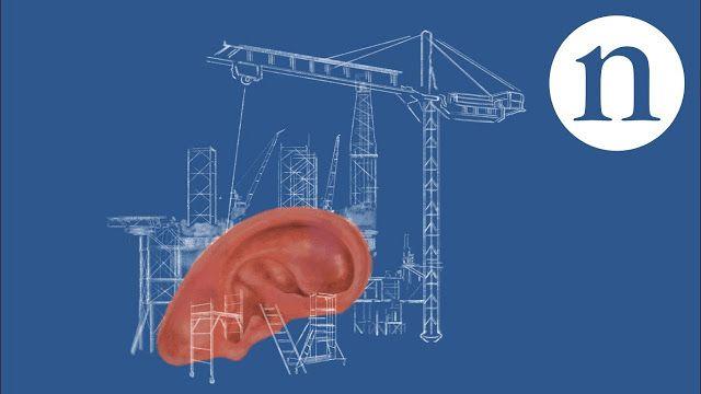 Ο ήχος της αυτο-ίασης στο τύμπανο του αυτιού [video]