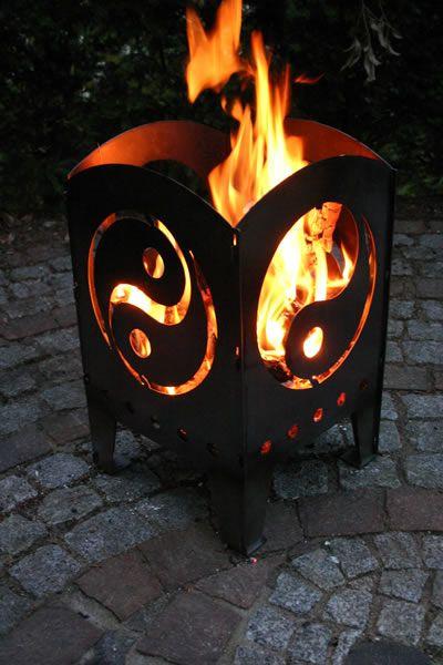 Met de vuurkorf Yin-Yang haal je kwaliteit en een bijzonder ontwerp in je tuin of terras. Met deze Vuurkorf worden zomerse avonden een echt hoogtepunt.