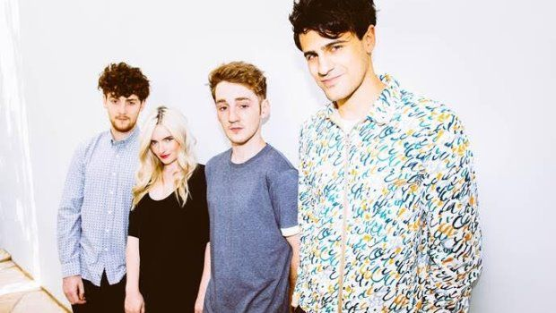 Clean Bandit 'Tears' feat. Louisa Johnson