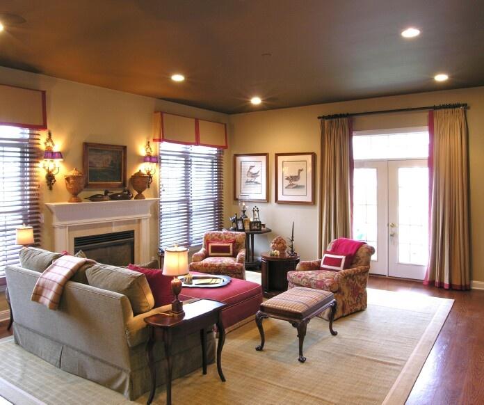 elegant dining room paint color schemes
