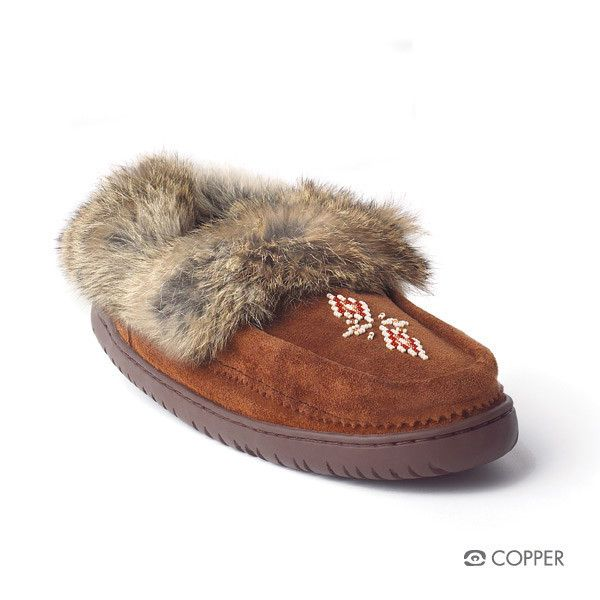Manitobah Journey Moccasin