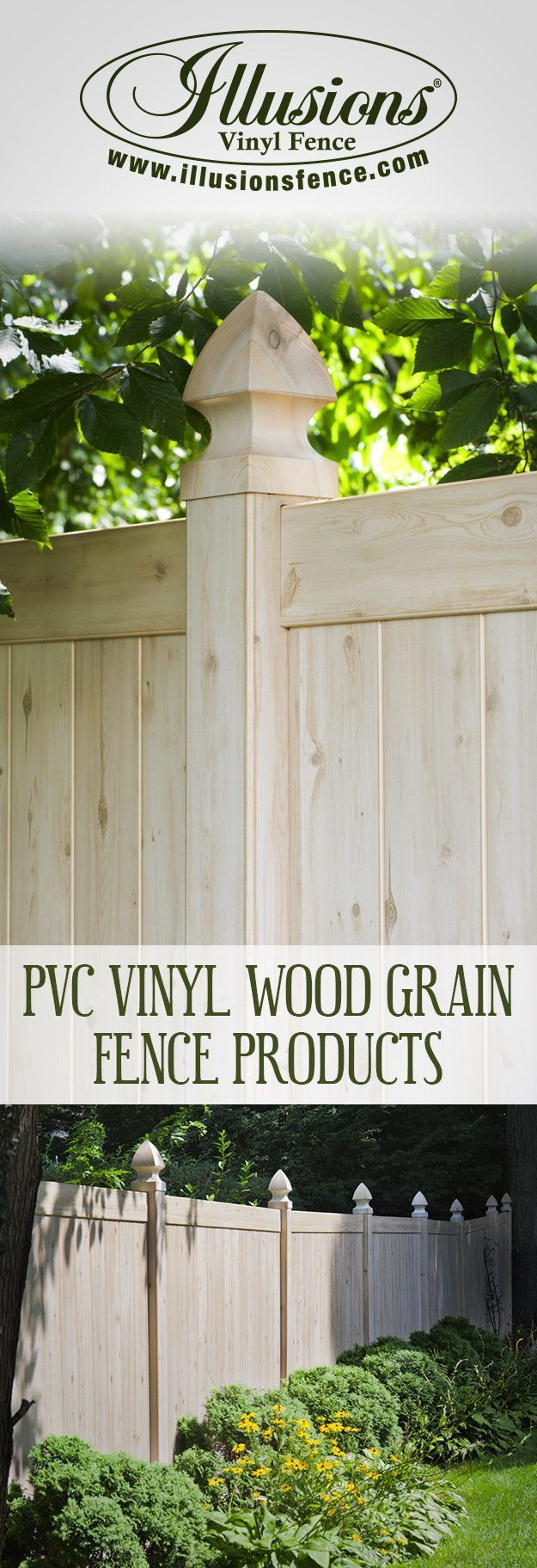 Best 25 vinyl fencing ideas on pinterest vinyl privacy - Bac a vinyl ...
