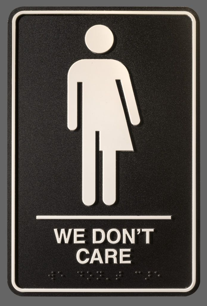 Bathroom Sign Images get 20+ transgender bathroom sign ideas on pinterest without