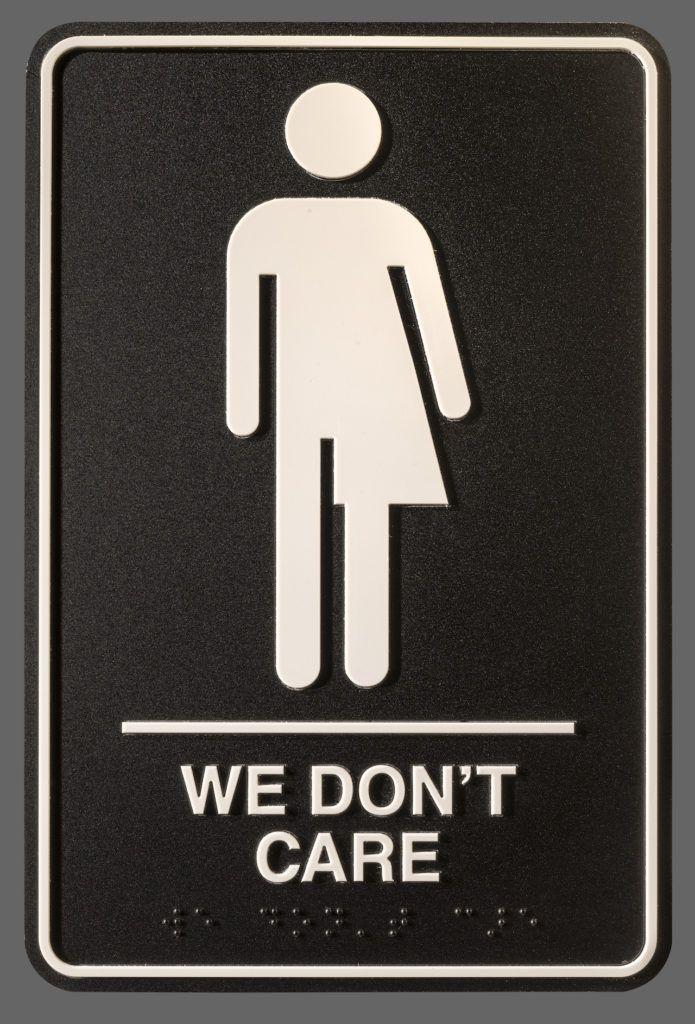 25 Best Ideas About Gender Neutral Bathroom Signs On Pinterest Gender Neutral Bathrooms