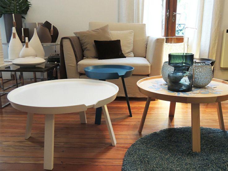 Poltrona New York y mesas adicionales Arhus. Encontrá el color y tamaño que más te gusta en Solsken. #solsken www.solsken.com.ar