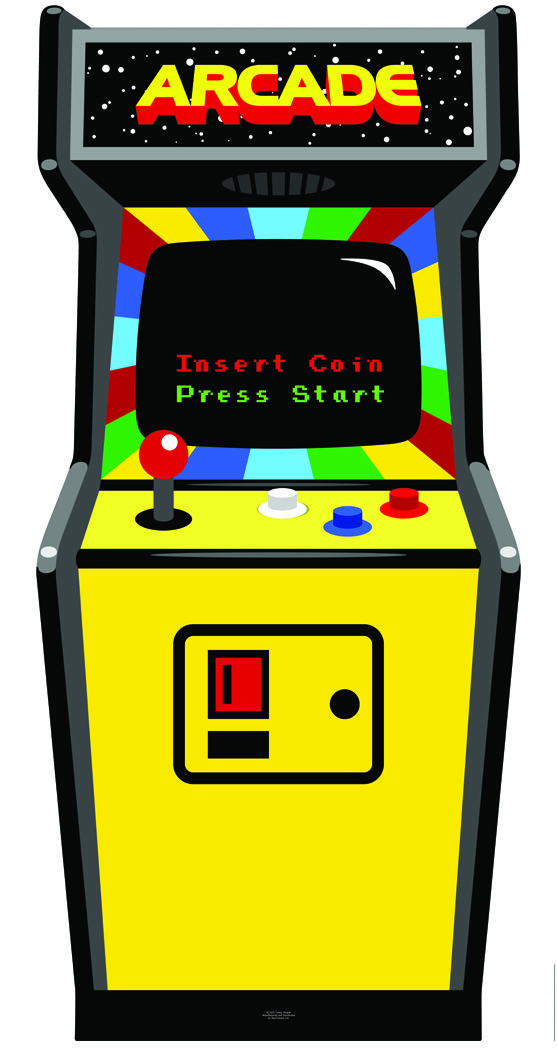 Image result for arcade clipart