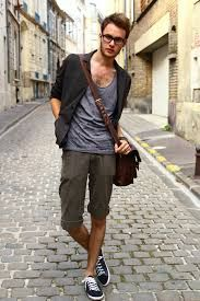 Image result for tank top and blazer