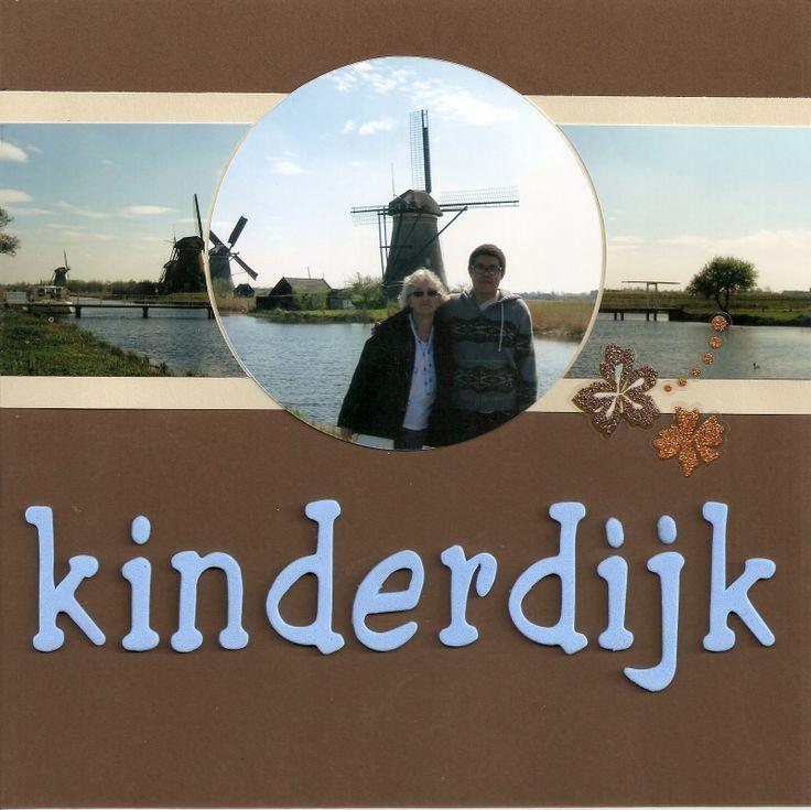 Kinderdijk The 171 best Scrapbooking Netherlands