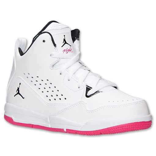 Girls' Preschool Jordan SC-3 Basketball Shoes - 630610 109 | Finish Line