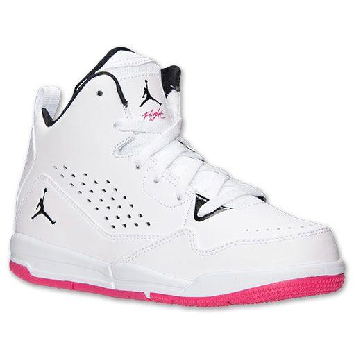 Girls' Preschool Jordan SC-3 Basketball Shoes - 630610 109 | Finish Line