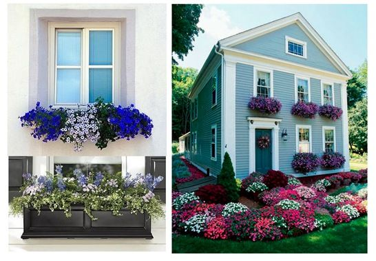Centsational Girl » Blog Archive » Curb Appeal: Eight Weekend DIY Projects