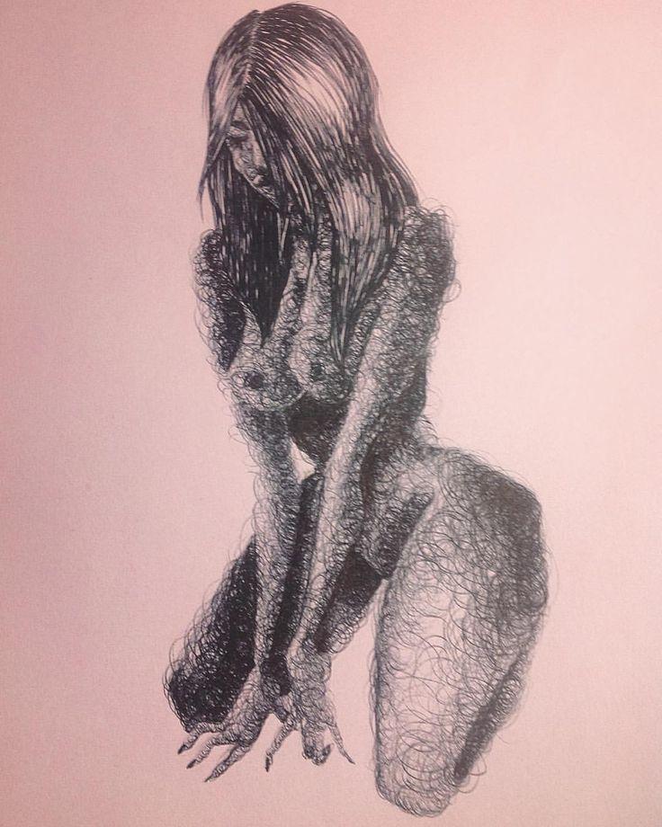 I'm bored. #illustration #artoftheday #mood #potd #likes #follow #artsy #drawingoftheday #draw #bic #pen #mydrawing #tagsforlikes #saturday #italian #illustrator #picoftheday #drawing #iger #fashion #fashionillustration #moda #art #fashionart #style #potd #instagram #moda #illustration