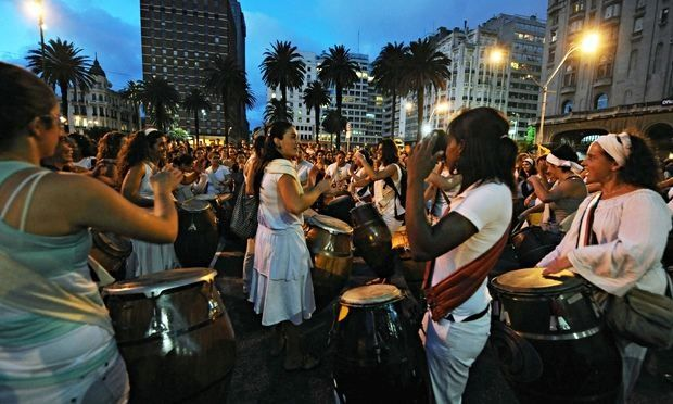 Welcome to Montevideo: Uruguay's capital moves to its own beat