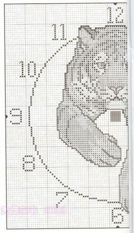 koníčci - mazlíčci - křížkové vyšívání - moji oblíbení - Fotoalbum - Výšivky - Předlohy pro křížkové vyšívání - 0.jpg