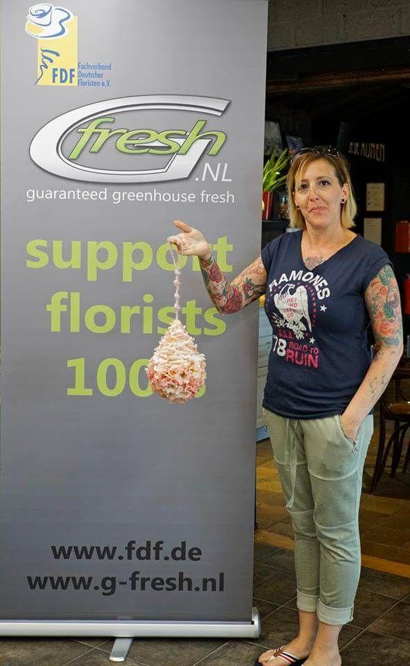 Floral Fundamentals nagykövet: Kürtös Réka, Írországban élő és dolgozó mester virágkötő is a nemzetközi magazin nagykövete lett https://viragutazo.hu/ujabb-magyar-floral-fundamentals-nagykovet/